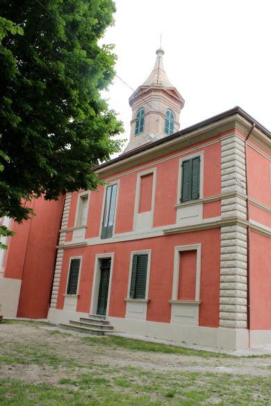 foto Martina Andalò - casa parrocchiale Gaggio